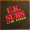 UK SUBS - Live Kicks (1977) (Expanded edition CD