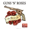 GUNS N' ROSES - Live And Let Die - The Broadcast Archives (2018) (3CD) (DIGI)