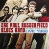 BUTTERFIELD BLUES BAND - Got A Mind To Give Up Living - Live 1966 (Limited edition BLUE 2LP