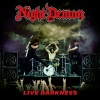 NIGHT DEMON - Live Darkness (2018) (2CD) (DIGI)