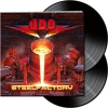 U.D.O. - Steelfactory+2 (2018) (2LP) (BLACK)