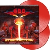 U.D.O. - Steelfactory+2 (2018) (2LP) (RED)