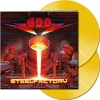 U.D.O. - Steelfactory+2 (2018) (2LP) (YELLOW)