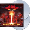 U.D.O. - Steelfactory+2 (2018) (2LP) (CLEAR)