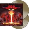 U.D.O. - Steelfactory+2 (2018) (2LP) (GOLD)