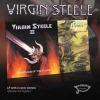 VIRGIN STEELE - Guardians Of The Flame (1983) (Limited edition BLACK LP