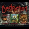 DESTRUCTION - The Nuclear Blast Recordings (3CD-Box) (2018)
