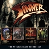 SINNER - The Nuclear Blast Recordings (4CD-Box) (2018)