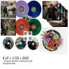 DEEP TORKEL & HIS ROCK 'N' ROLL STARS - I Love Dead People (2018) (4LP+2CD+DVD) (BOX)