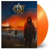 CKY - Carver City (2009) (Limited edition ORANGE/YELLOW LP