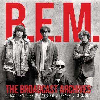 764056c4c2e R.E.M. – The Broadcast Archives (2019) (3CD)