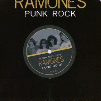 f5197fa351 RAMONES – Punk Rock – Live In Concert 1978 (DVD) (2013)
